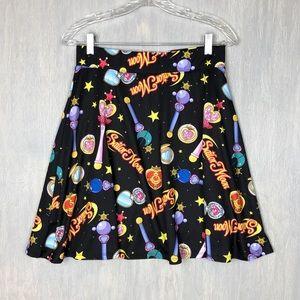 Sailor Moon wands circle skirt L